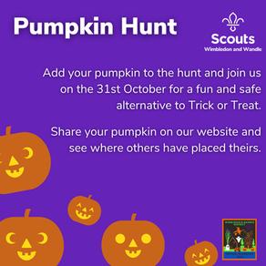 Join the Pumpkin Hunt