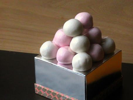 紅白薯蕷饅頭製「月見団子」限定販売のご案内 〜9/21は中秋の名月〜