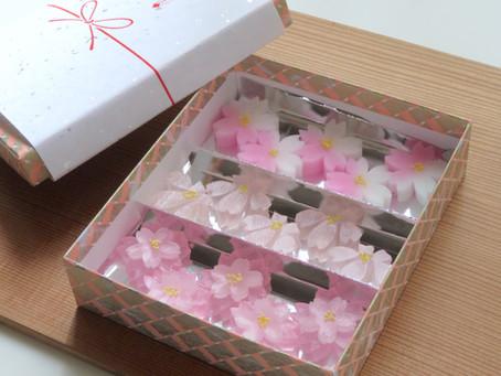 桜干菓子のご案内