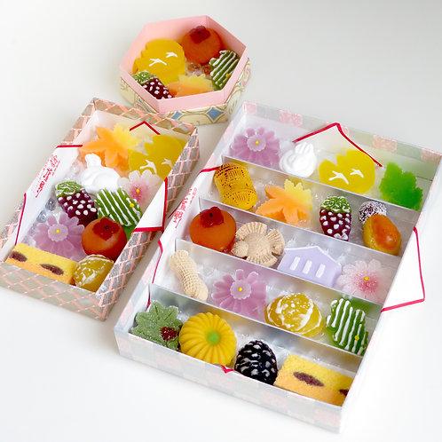 干菓子(各種 1個)