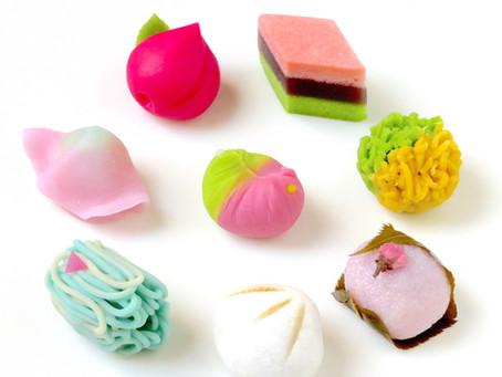 「ひなまつり」生菓子のご案内