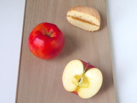 旬と素材とお菓子のこと ーりんご編ー