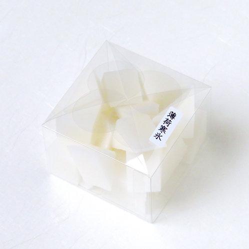 薄荷寒氷(はっかかんごおり)
