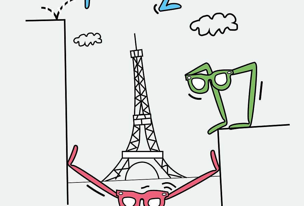 PARKOUR IN PARIS/