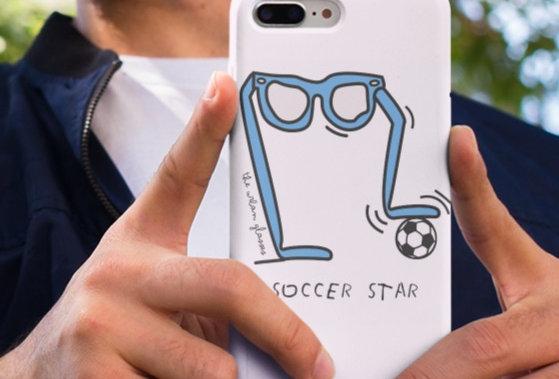 SOCCER STAR PHONE CASE / Funda de móvil