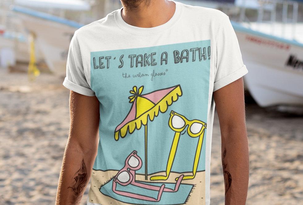 LET´STAKE A BATH/ Vamos a darnos un baño