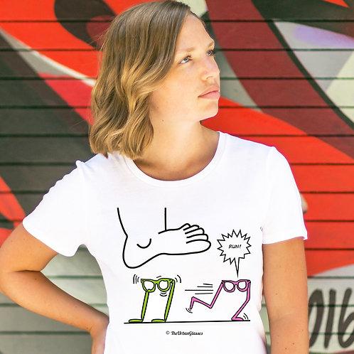 """""""Run"""" T-Shirt"""