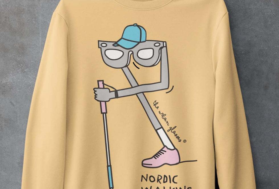 NORDIC WALKING IS COOL