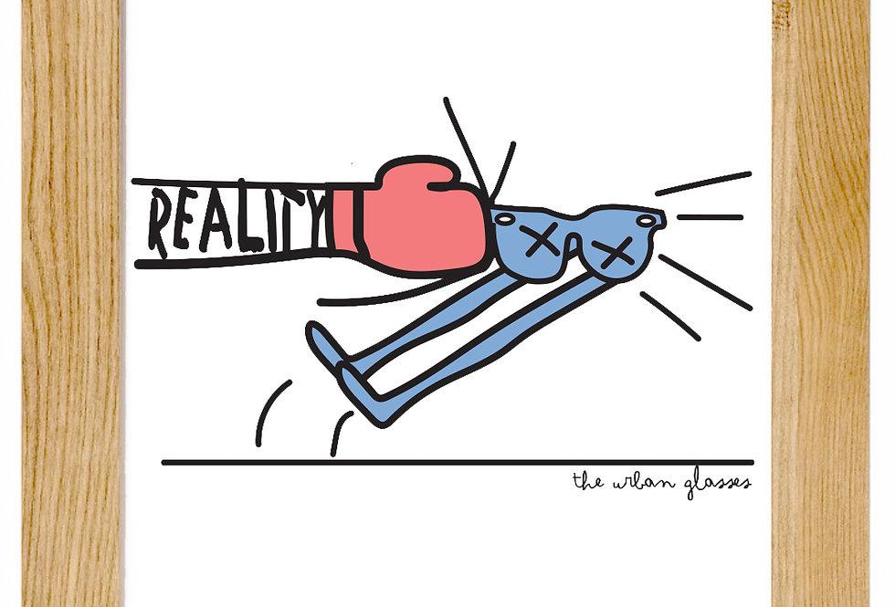 REALITY PUNCH / Un golpe de realidad
