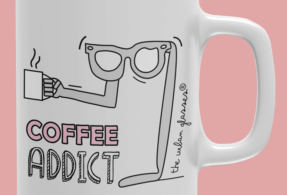 COFFE ADDICT/ Adict@ al Café
