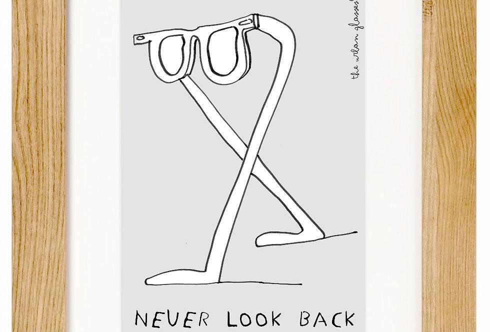 DON´T LOOK BACK / No mires atrás