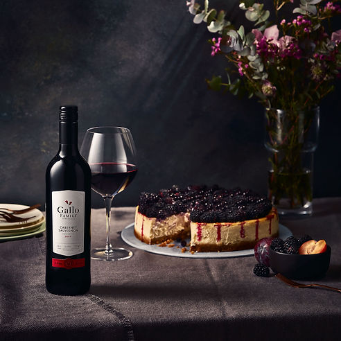 Food and Wine pairings Gallo Family Vineyards