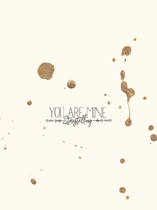 You are mine Storytelling