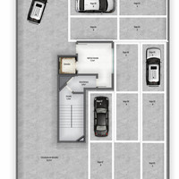 Pavimento Térro | Garagens