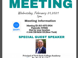 February Town Hall Meeting