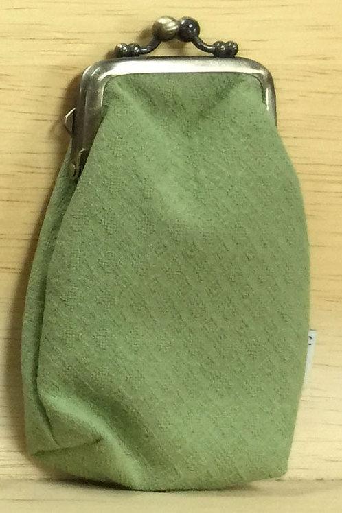 ウールがま口(口紅用)WGS-022