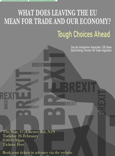 Brexis impact on Trade and Economy
