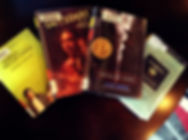 displayof books