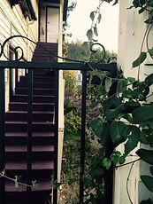 journey - unique stairway