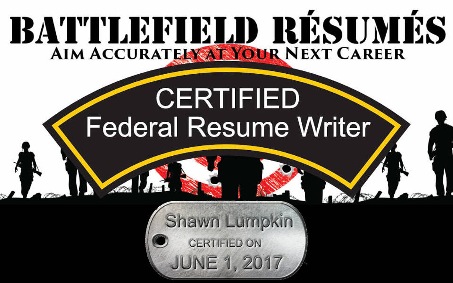 past certification courses certified federal resume writer