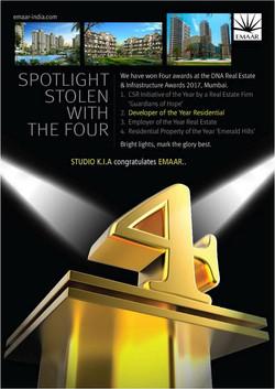 DNA Real Estate & Infrastructure Awards 2017