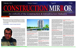 Construction Mirror