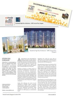 2nd Estrade Real Estate awards 2016