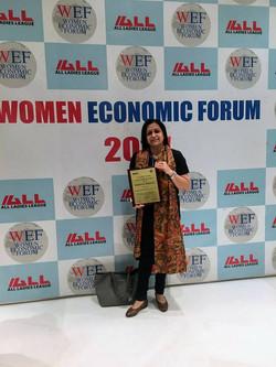 Women Economic Forum 2017