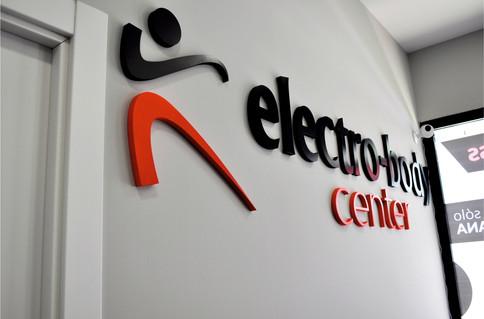 Letras Corpóreas Electro-Body Center