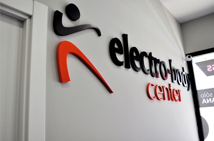 Letras Corpóreas Electro-Body Center