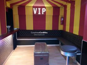 Zona VIP Discoteca Legends