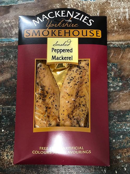 Smoked Peppered Mackerel min weight 150g