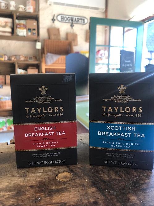 Taylors Tea 50g
