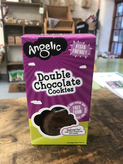 Free From Double Chocolate Cookies