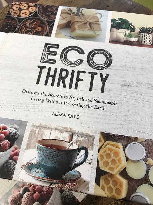 ECO thrifty book by Alexa Kaye