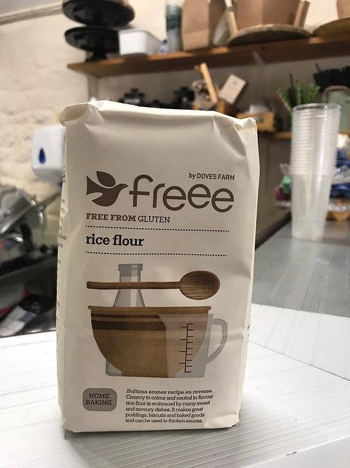 Free From Gluten Rice Flour