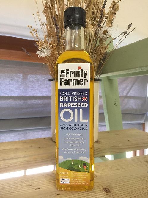 Local FruityFarmer Rapeseed Oil