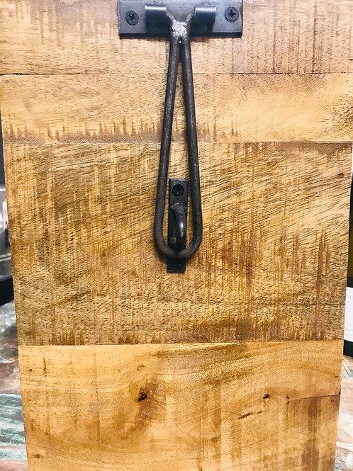 Premium Wine Rustic Gift Box 🎁
