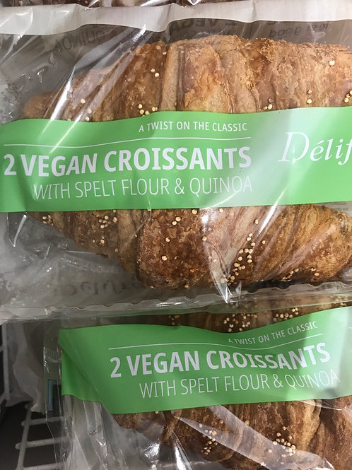 Vegan Croissants 🥐 🌱 (pack of 2)