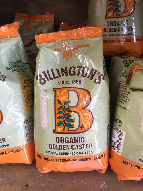 Organic Caster Sugar 500g