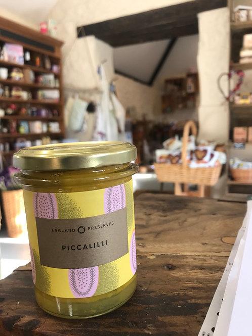 England Preserves - Piccalilli