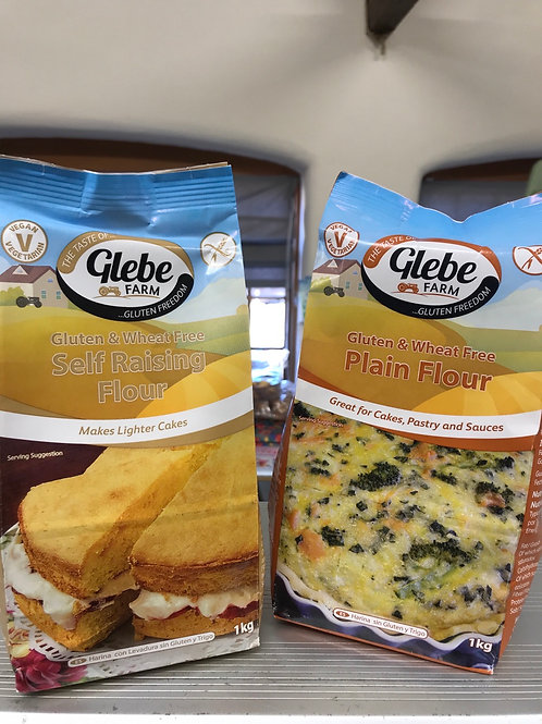 Glebe Farm Gluten and Wheat Free Flour 1kg