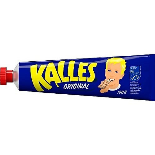 Abba Kalles Kaviar Original – Smoked Cod Roe 190g