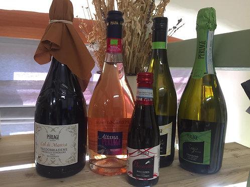 Perlage Winery Organic Wine