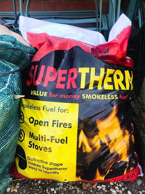 Supertherm Smokeless Coal 20kg