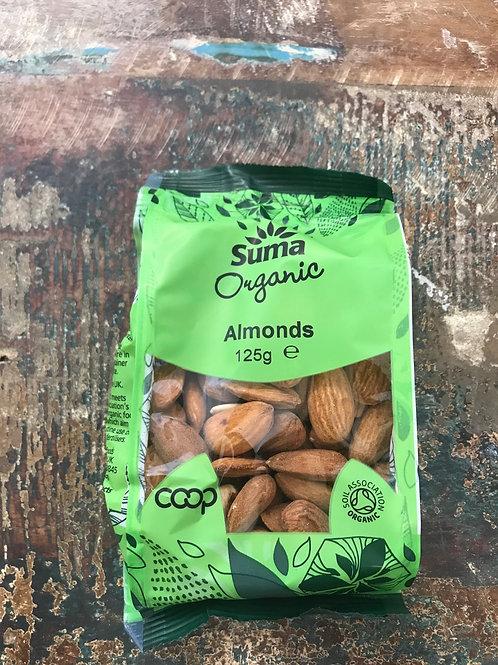 Almonds 125g