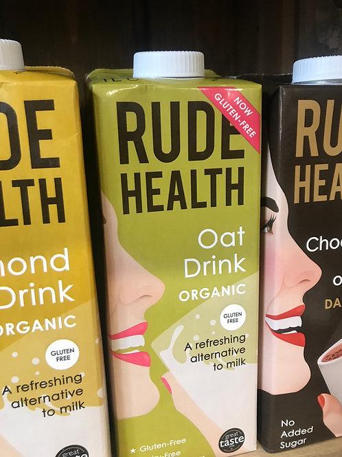 Rude Health Oat Drink 1L