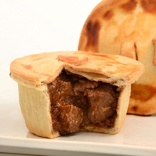 Brockleby's Pies - Moo and Blue