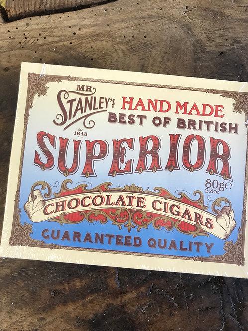 Handmade Chocolate Cigars