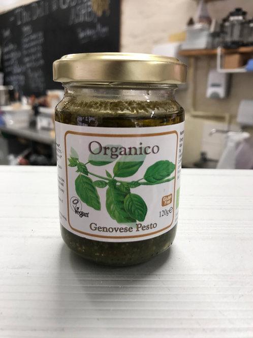 Organico Vegan Pesto 120g